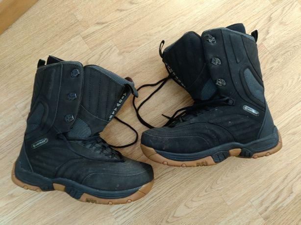 Ботинки для сноуборда лыжи