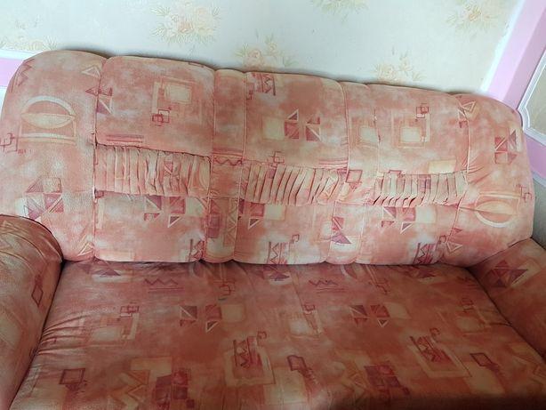 Продам диван и кресло не дорого