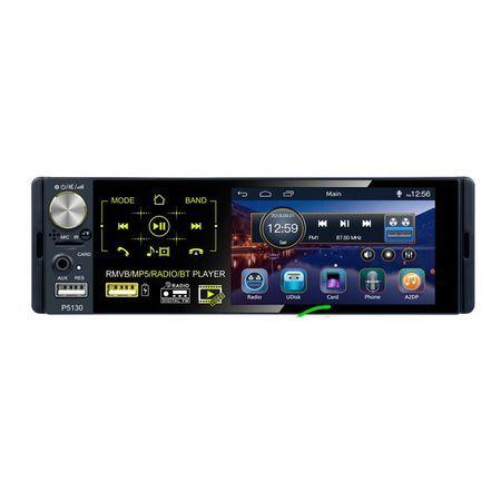 Dvd Ato 1 Din Dublu Touchscree Full Si Digital 4.1
