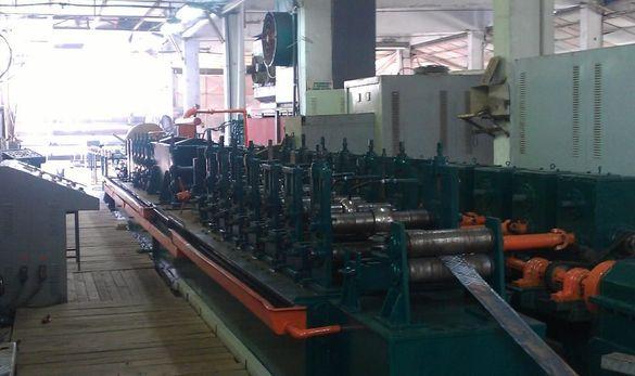 Линия за производство на електрозаварени тръби