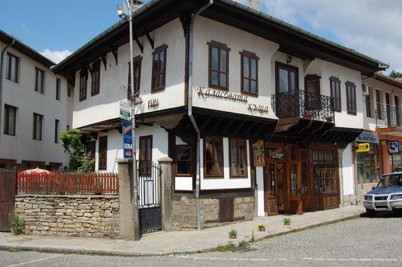 Възрожденска къща в Трявна