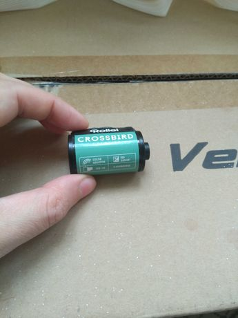 Developare si scanare pentru filme foto 35mm