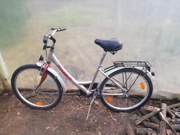 Bicicleta 3 sferturi
