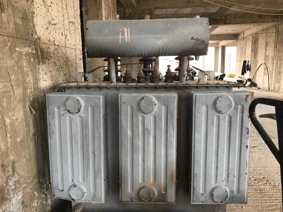 transformator trifazat in ulei 250 KVA Bistrita - imagine 1