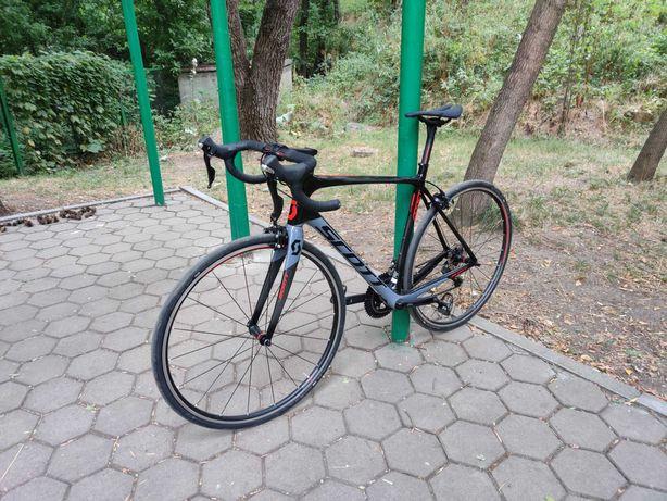 Шоссейный велосипед Scott