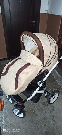 Продавам бебешка количка в отлично състояние