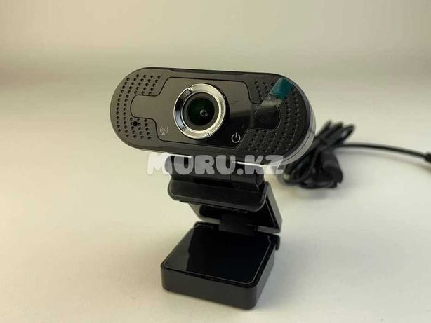 Веб камера Full HD 1080p с микрофоном. Web для ПК, ноутбука