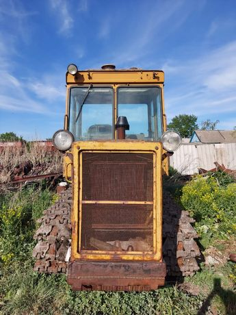 Трактор гусеничный ДТ-75МЛ (1996 года выпуска)
