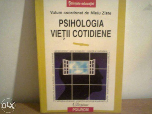 Psihologia vietii cotidiene