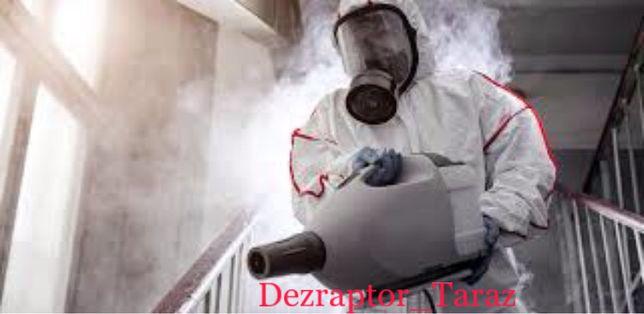 Дезинфекция Гарантия 100% Избавим от клопов,тараканов и других насеком