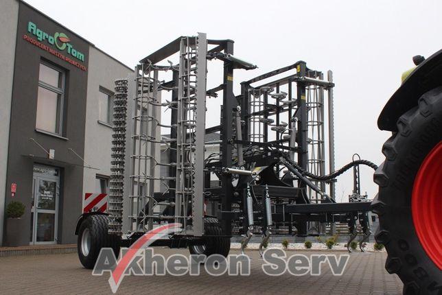 Combinator - Compactor - Agro-Tom model UPH 6 - imediat livrabil