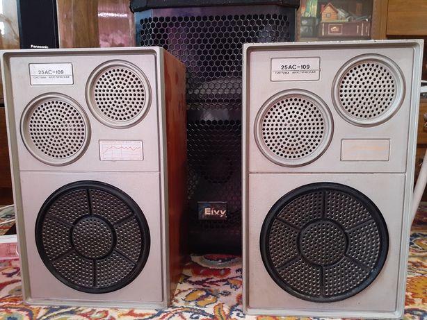 Продам акустику СССР Вегa 25аc-109.