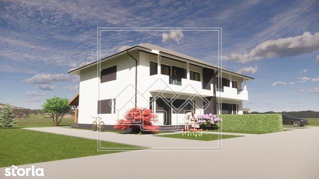 Casa in Sibiu - Selimbar zona XXL - Gradina si Terasa