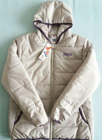 Lonsdale ново оригинално дамско зимно яке с качулка - всички размери