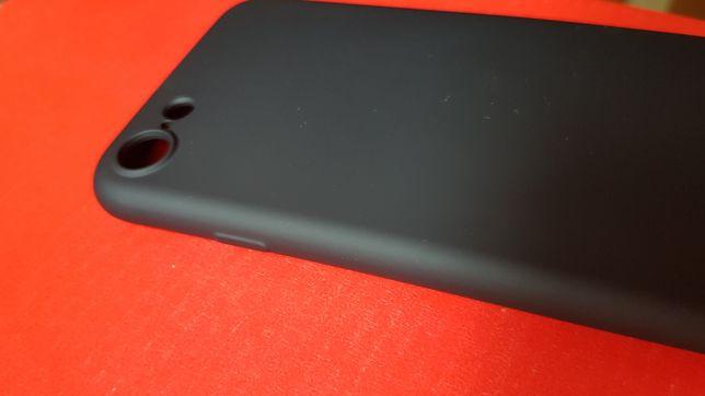 Husa slim cu interior din catifea iPhone 6s, 7, 8, 8 Plus
