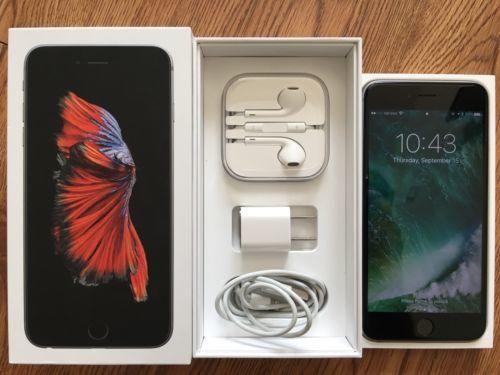 Iphone 6 S Plus - 64 GB Space gray