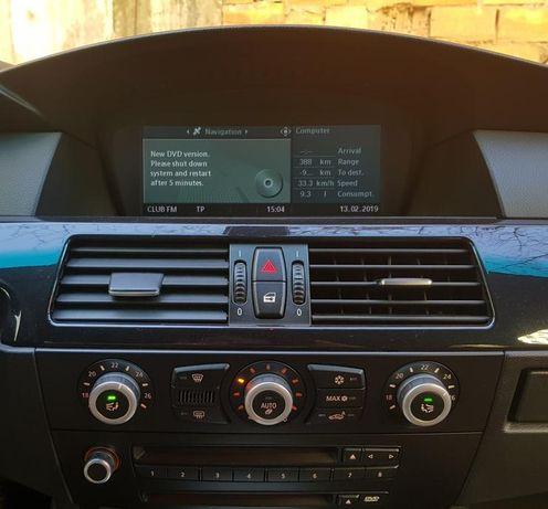 DVD Navigatie BMW seria 3/5/6/X5 - Professional - Romania/Europa 2020