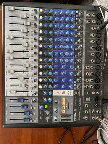 Микшерный пульт со встроенной звуковой картой PreSonus