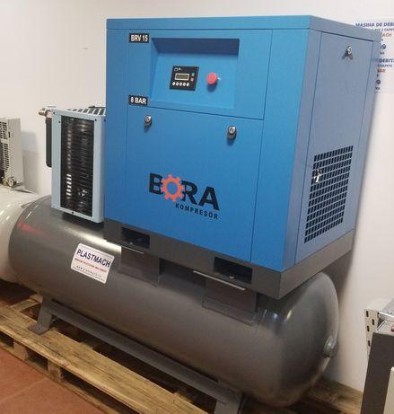 Compresor de Aer cu Şurub Rotativ BORA - BRV15