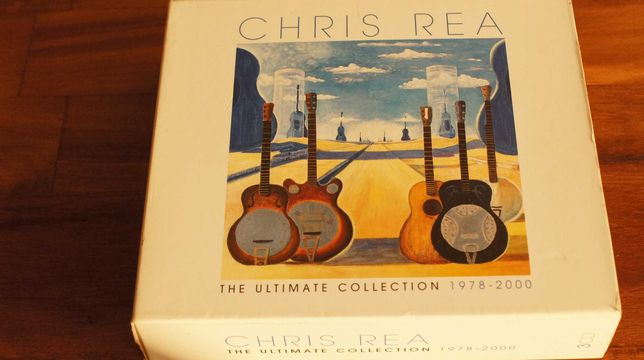 Chris Rea – The Ultimate Collection Box set 1978-2000