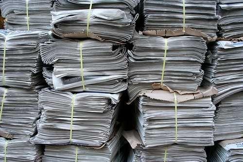 макулатура бумага прием 60 тенге