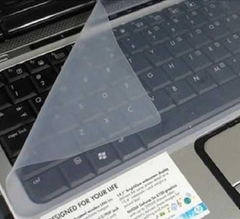 Защитная пленка для клавиатуры ноутбуков, вода и пыленепроницаемая