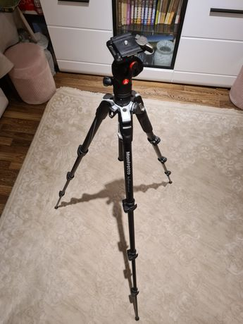 Trepied Manfrotto Befree Advanced Lever
