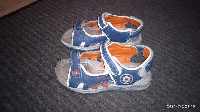 Детские сандалии 30
