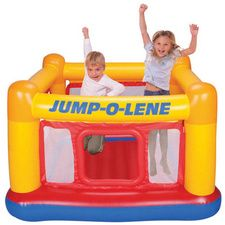 Castel trambulina gonflabil pentru copii Intex,loc de joaca