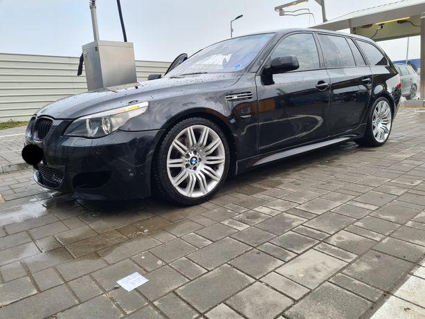 Vand BMW E61 535 D