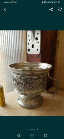 Set obiecte vechi miniaturi bronz