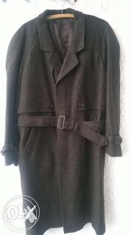 Ново мъжко палто - вълна