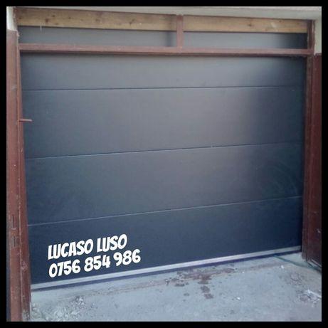 Usi Garaj Automate