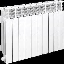 Радиаторы новые алюминиевые и биметаллические батареи