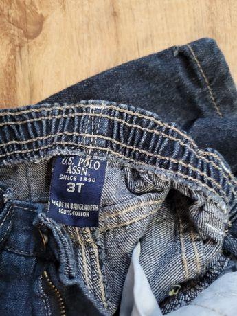 Jeans  U.S.  Polo copii