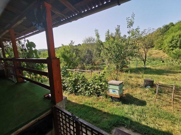 Casa de vis in Ormindea cu teren de 10000 mp complet mobilata