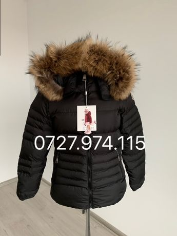 Geaca Moncler made in Romania Original-dama scurta