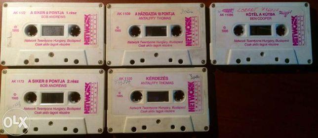 Caseta Network Twentyone 1995