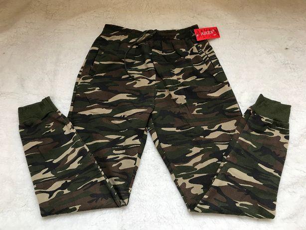 Pantaloni army camuflaj barbati trening grosi vatuiti caldurosi