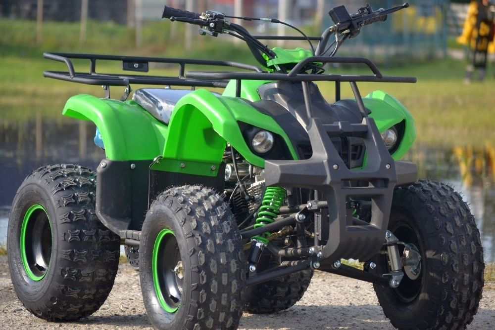 ATV Bashan Hummer 125Cc-12Cp D-N-R Automat+CASCA BONUS