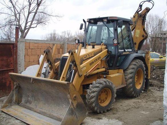 Извършване на изкопни дейности и снегопочистване