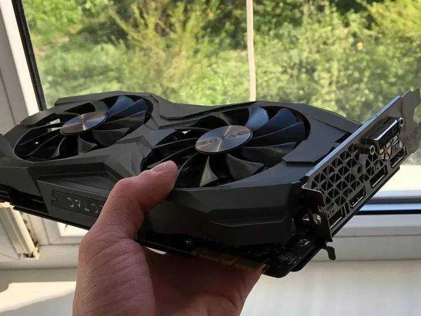 Zotac Nvidia GTX 1070ti 8GB