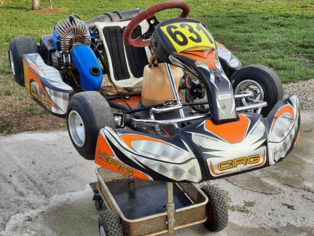 Kart Mini CRG cu motor IAME 60 cc