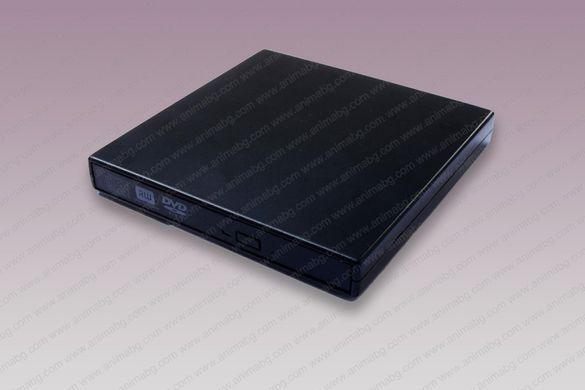 ANIMABG Кутия за записвачка CD/DVD PATA IDE