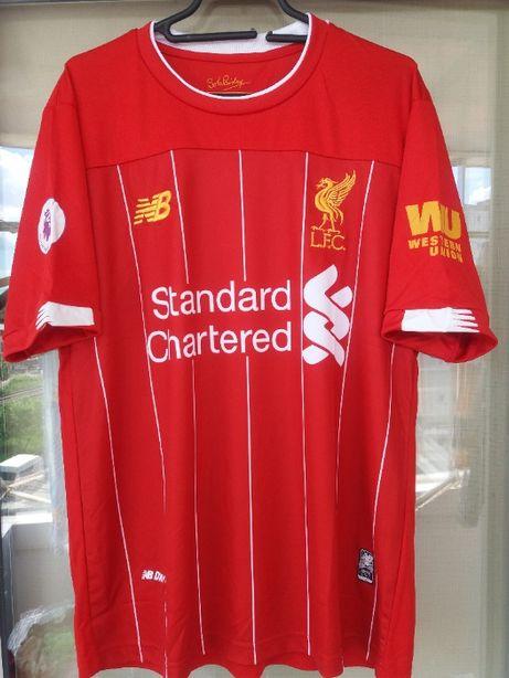 Tricou Liverpool fotbal adulti / copii