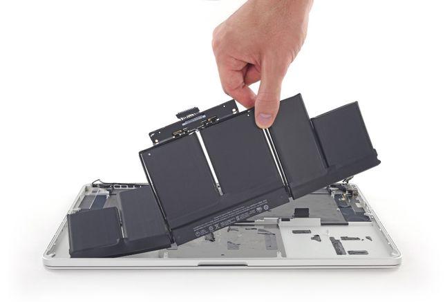 Батарея, Аккумулятор, Батарейка для ноутбука Apple MacBook Pro Air