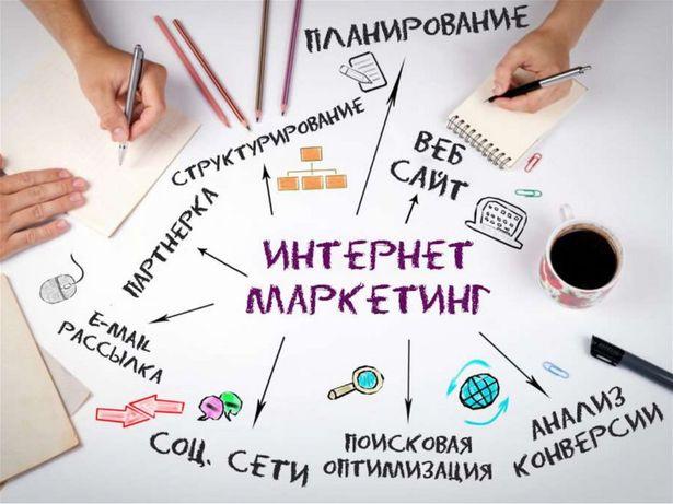 Интернет маркетинг. Продвижение в социальных сетях. SMM3
