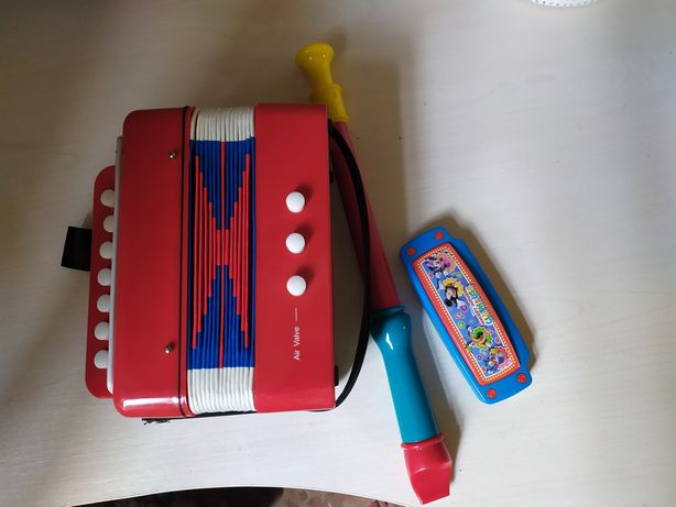 Музыкальные инструменты детские