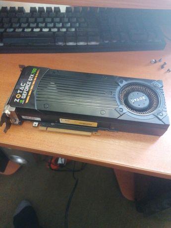 Placa video nvidia gtx 760 2gb ddr5 256biti