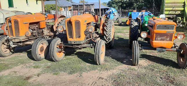 Tractor Fiat 411R 45 CP, Fiat 35 CP, recent adus Italia acte in regula